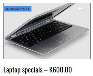 laptop sp